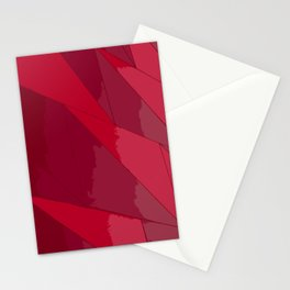 Abstract logo Stationery Cards