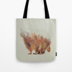 Norwegian Woods: The Raccoon Tote Bag