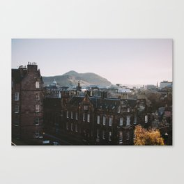 Edinburgh, Scotland Canvas Print