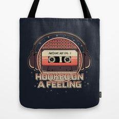 Galaxy Mix Tote Bag