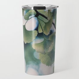 Rain in Yoyogi-kōen Travel Mug