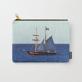 Quebec Sailboat Carry-All Pouch