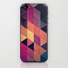 gryddy iPhone & iPod Skin