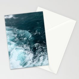 Water (Ocean Waves) Stationery Cards