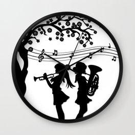 Hibike! Euphonium- A Duet Wall Clock