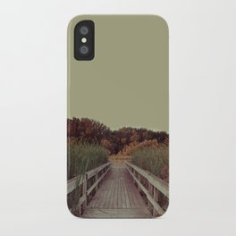 Our Youth is Fleeting, Old Age is Just Around the Bend. iPhone Case
