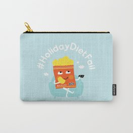 Holiday Diet Fail Carry-All Pouch