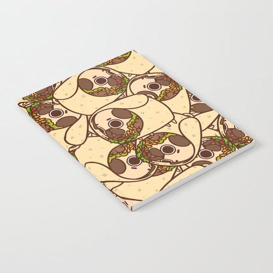 Puglie Burrito Notebook