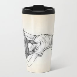 The Lion's Roar Travel Mug