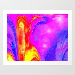 Buoyant Spirits Art Print
