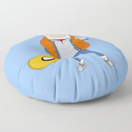 Marty McFinn & Jake the Hoverboard Floor Pillow