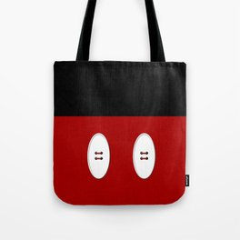Mickey Mouse Pants Tote Bag