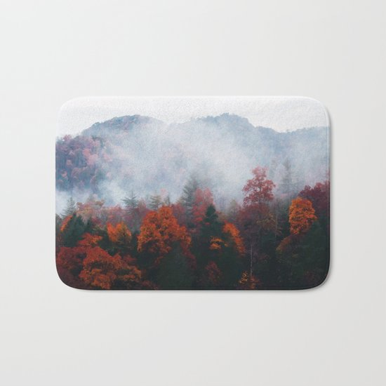 Fog #society6 #decor #lifestyle #buyart Bath Mat