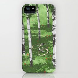 Gone for a ride BRB - 02 iPhone Case