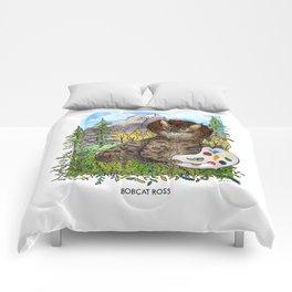 Bobcat Ross Comforters