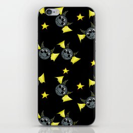 Vampir and Vampyr- Little Monsters iPhone Skin