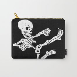 Kung fu Skull Carry-All Pouch