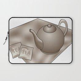 Vintage Tea time Laptop Sleeve