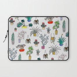 Houseplants Laptop Sleeve