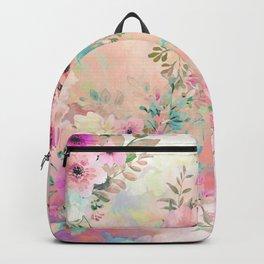 Botanical Fragrances in Blush Cloud Backpack