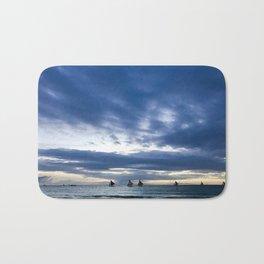 Boracay sailing Bath Mat