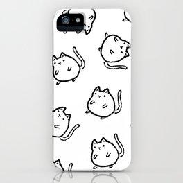 Tiny Cat iPhone Case