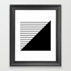 pokret Framed Art Print