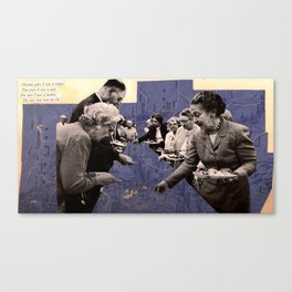 banquet Canvas Print