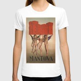 Vintage poster - Mantova T-shirt