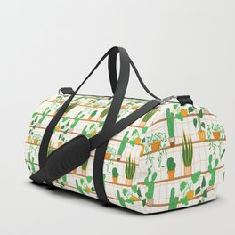 House plants Duffle Bag
