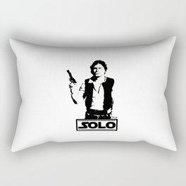 Han Solo Rectangular Pillow