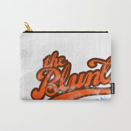 The Blunts Classic Orange Carry-All Pouch