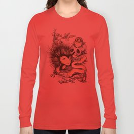 Haunters of the Waterless Long Sleeve T-shirt