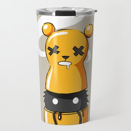 Matryoshka Monster Travel Mug