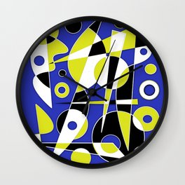 Abstract #853 Wall Clock