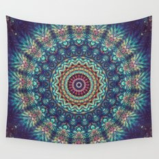 Gazing At The Mystery Wall Tapestry