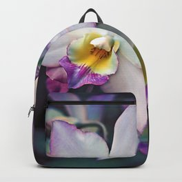 The mystery of orchid 17 Backpack