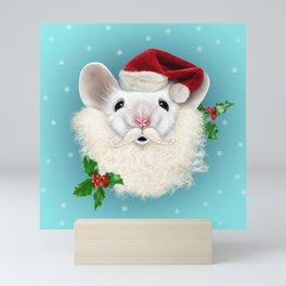 Merry Christmouse Mini Art Print