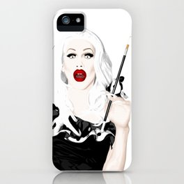 Sharon Needles, RuPaul's Drag Race Queen iPhone Case