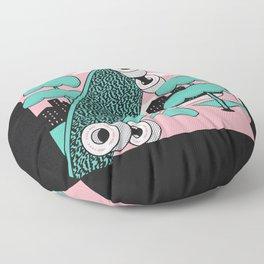 Skate or DIY Dark Roast Floor Pillow