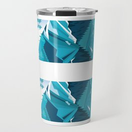 In The Ice Cold North Travel Mug