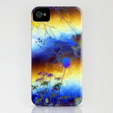 ABSTRACT - My blue heaven Slim Case iPhone (4, 4s)