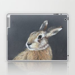 The Hares Stare Laptop & iPad Skin
