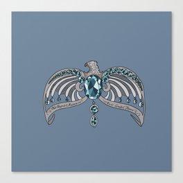 Rowena Ravenclaw's Diadem Canvas Print