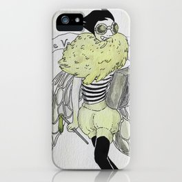 Long Live the Wasp iPhone Case