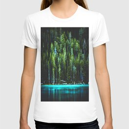 Emerald Pines Saphire Lake T-shirt