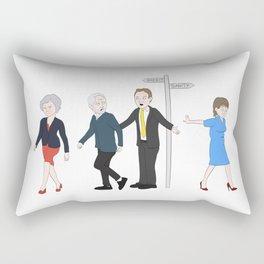 General Election 2017 Rectangular Pillow