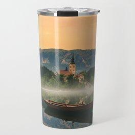 Golden Getaway Travel Mug