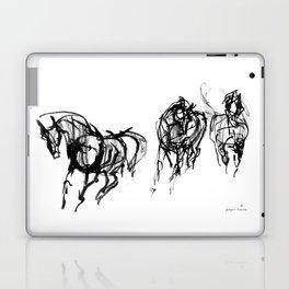 Horses (Trio) Laptop & iPad Skin