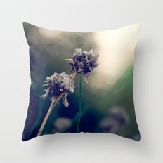 Inside the Shadow Throw Pillow